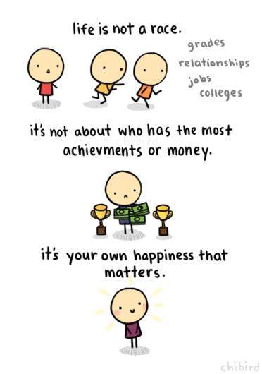 chibird:  Some important life advice that we should all remember. ( :