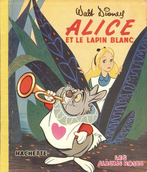 "lewis-carroll:  ""Alice and the White Rabbit"""