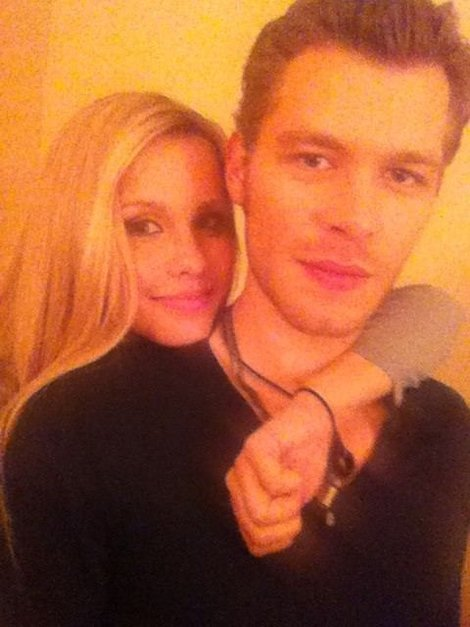 Day 7- Favourite Cast Friendship - Joseph and Claire