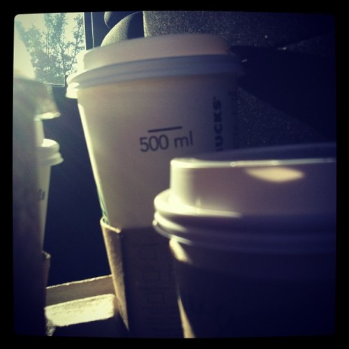 Starbucks for everyone! (at Starbucks)