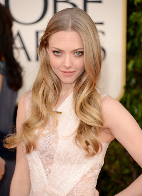 Amanda Seyfried in Givenchy, 2013 Golden Globe Awards