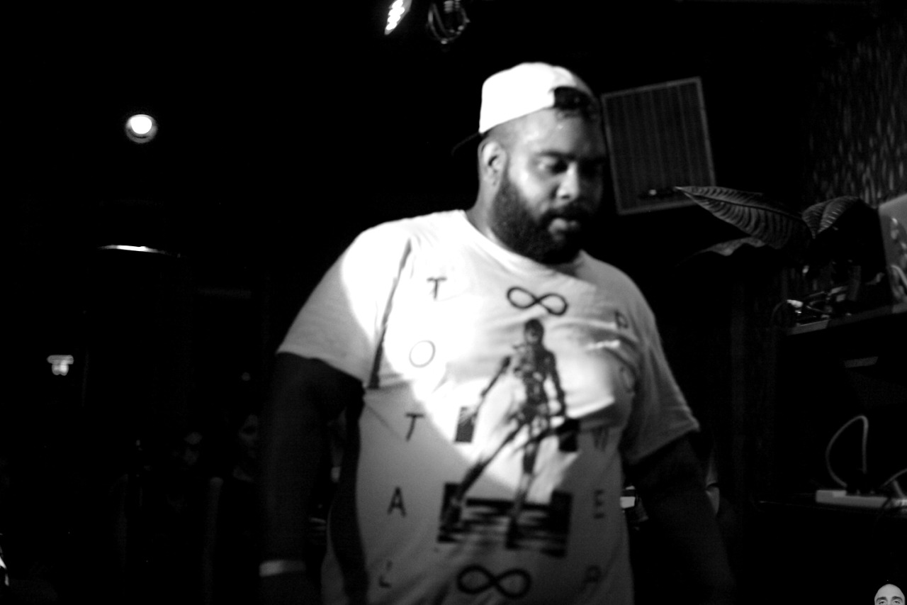 @AAANTWON performing at Element #3