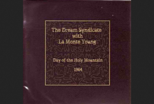 doomandgloomfromthetomb:  The Theatre Of Eternal Music/Dream Syndicate - Day Of The Holy Mountain And since we're on the subject of obscure, extracurricular Velvet Underground activity, here are these recordings of La Monte Young, Marian Zazeela, Tony Conrad, John Cale, Angus MacLise and Terry Jennings droning the days away in 1964. There is no beginning, there is no end. Cale and Conrad have long talked up this stuff, but say that Young won't release any of it officially unless the other members publicly state that he composed everything. Or something like that! Anyway, if you dig the drone, you're going to dig this.  By all means grab this. Whoever originally uploaded it was kind enough to present what originally appeared on two discs as one (essentially) continuous mp3, which emphasizes the no beginning / no end quality of the session(s?). I'll be following this up with my own post related to Young's recordings soon.