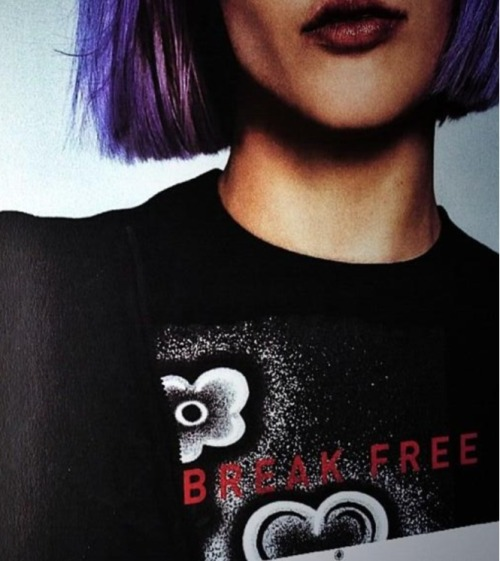 fffawnndeer:  Alice Glass, PULP Magazine.