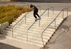 Billy Davenport, bluntslide. Inland Empire, CA