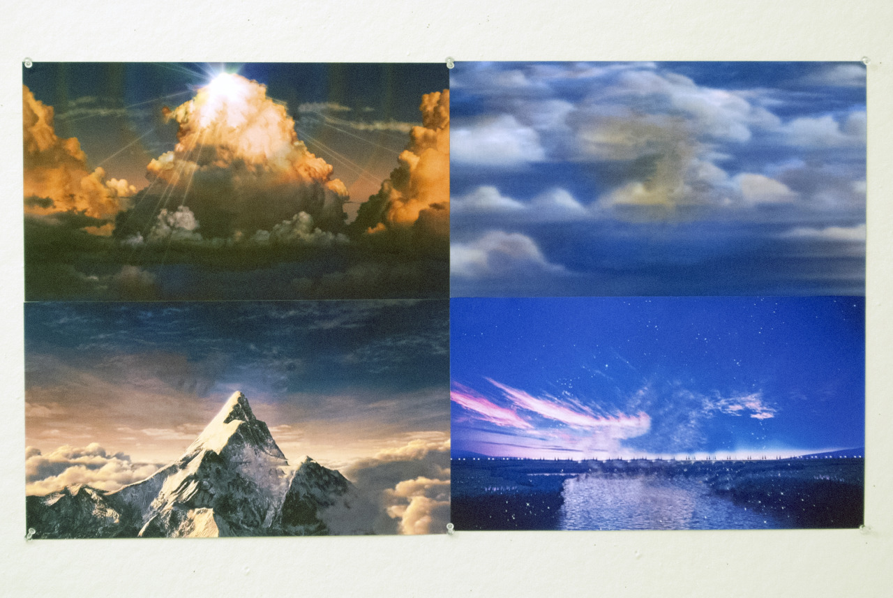 kylelaidig:  Sublime Landscapes (Columbia/Warner Bros./Paramount/Disney), 2013