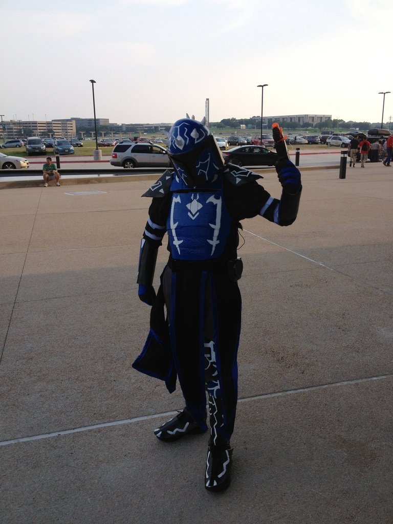 [Self] Star Wars Mandalorian at Dallas Comic Concosplayparadise.net