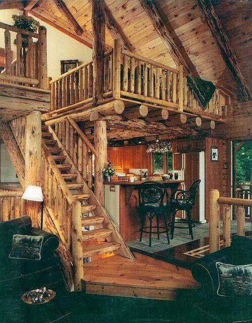 interior design log cabin beautiful interiors interiors love nature rustic feels inspiration home decor home ideas dream home ideas wood notmine