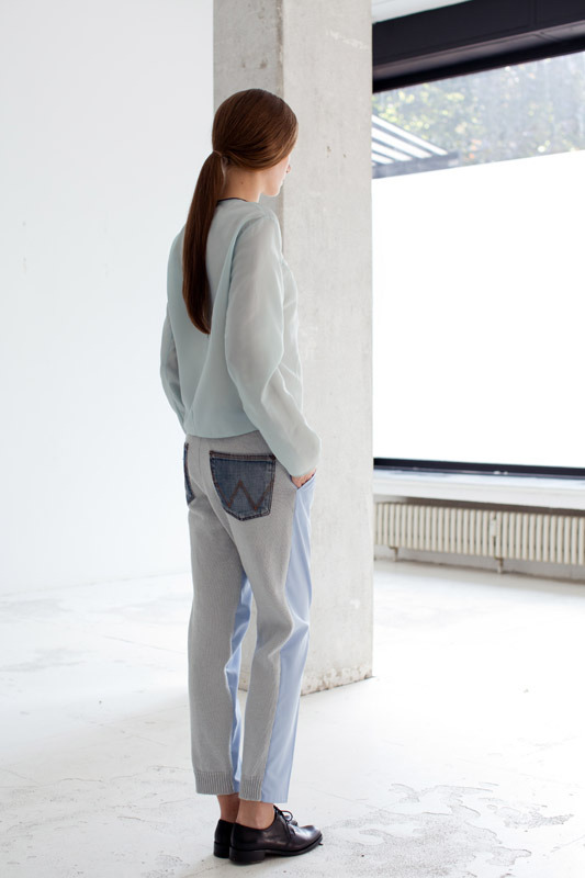 Shot the look book for Berlin based label schmidttakahashi some months ago.   Styling: Sebastiano Ragusa  Models: Johanna & Fritz / Vivamodels BerlinHair & Make up: Christa Raqué / Blossom Management
