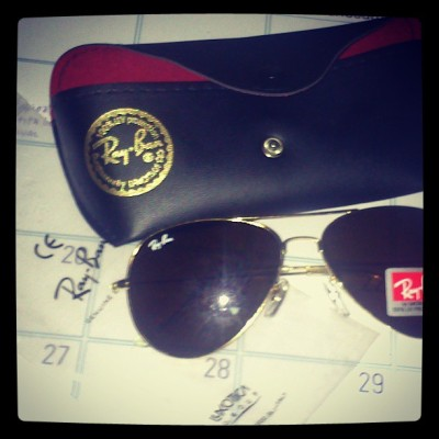 My new pair! Thanks tita gem!