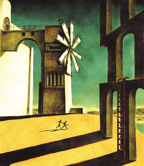 Painting from the Japanese and European cover of Ico (2001) by Fumito Ueda. This is my second image for my essay. Once again, I hope they have a hard time appreciating it :3.