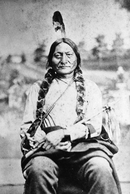 lickaroundthescab:  Chief Sitting Bull~