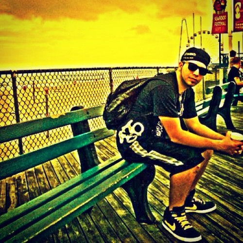 I Miss The Jersey Shore cant wait to go back! also i edited this picture using HDR photo editing.