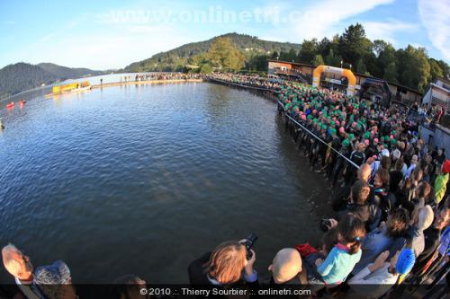 gerardmer decouverte triathlon 2013 september vosges lorraine france