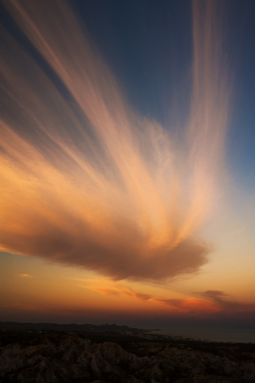 rigobertomoreno:  Today's Sunset ©Rigoberto Moreno