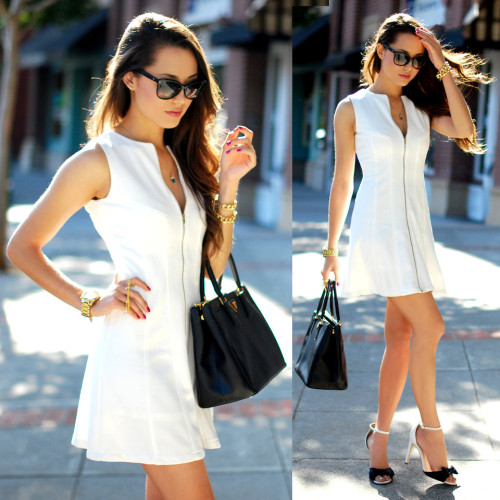 lookbookdotnu:  Timeless (by Jessica R.)