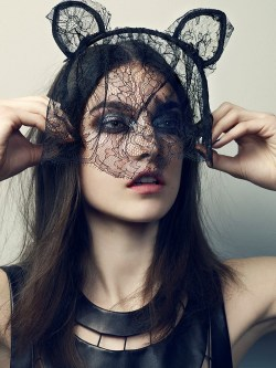 Jacquelyn Jablonski by David Slijper for Vogue China April 2013.