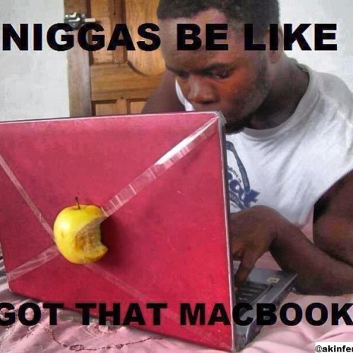 #niggas#be #like#macbook#apple#ig#igers#nigga#moment#picoftheday#sweden#luleå#jj#