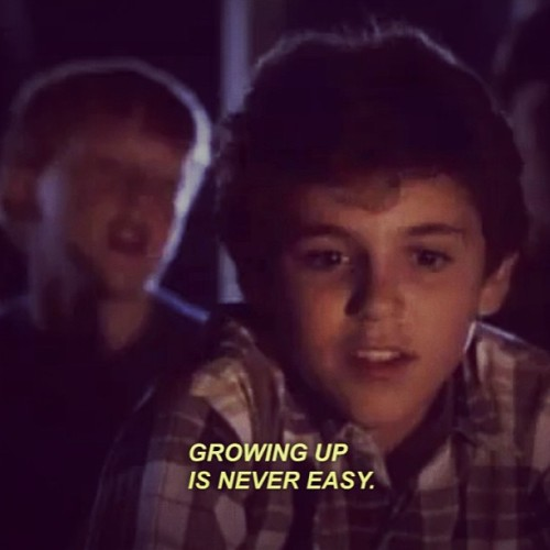 Ain't it the truth kev #thewonderyears #life