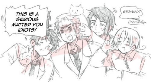 thisblogisabout:  Hetalia in one picture