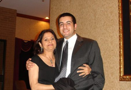 happy mothers day to the strongest woman i've ever known.  i love you, mom.