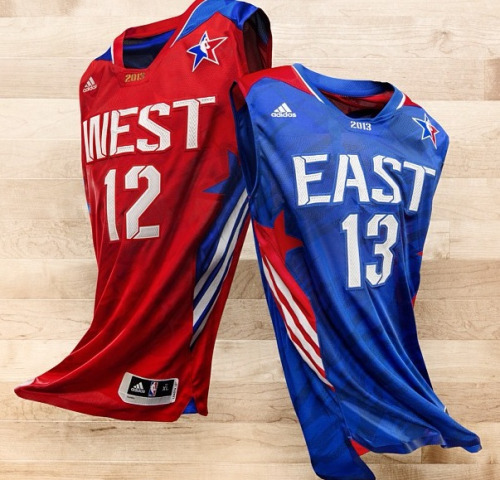 This years' All-Star jersey