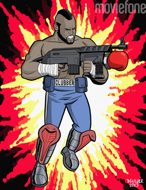 Codename: CLUBBER LANG Skill Set: Cobra Trainer The Forgotten G.I. Joes by Moviefone and Dennis Culver