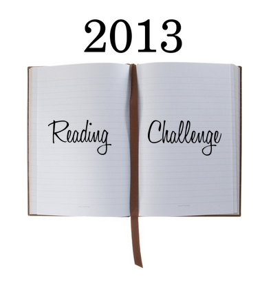 "Looking for a new book to add to read this year?  I sometimes get in a reading rut where I read the same types of books over and over and have to make a conscious effort to switch it up. (It helps that I try to alternate fiction and nonfiction.) I created the 2013 Reading Challenge as an easy and fun way for me (and you) to fit more varied books in this year. A lot of people create goals of reading a certain number of books in a year, but I think that can be stressful or worse—you may end up racing through shorter, mediocre books in order to reach your quota for a given month. I used to try and race through books in order to tick them off a numbered list, but I've found that it's more challenging and enjoyable to try and read books that are outside my comfort zone, or in a genre I'm not familiar with or that I haven't read in years.  I created the below lists as a way to get started, but the books I've listed for each section are just my personal recommendations. The important thing is not to read any of them just because I've listed them here—you should only read them if they jump out at you as being interesting or worth your time.  Above all, reading should be fun. I used to feel like I had to finish every book I started no matter how much I hated it or how bored I got. I don't do that anymore. If I'm not enjoying myself, I don't finish the book. You know yourself better than anyone! Only choose what you know what will bring you genuine pleasure and enjoyment. (And won't be a waste of your time!)  Have fun and let me know what books you pick in each category! I'll keep you updated by posting reviews here when I'm finished. Read a childhood favorite you haven't picked up in years. Anne of Green Gables by L.M. Montgomery Time Enough for Drums by Ann Rinaldi Johnny Tremain by Esther Forbes Mara, Daughter of the Nile by Eloise McGraw From the Mixed-up Files of Mrs. Basil E. Frankweiler by E. L. Konigsburg Read a nonfiction book about religion or religious culture (or the lack thereof). Rapture Ready! by Daniel Radosh The Unlikely Disciple by Kevin Roose The Prophet's Prey by Sam Brower A Generous Orthodoxy by Brian D. McLaren The God Delusion by Richard Dawkins Who Speaks for Islam? by John L. Esposito and Dalia Mogahed Read a classic you haven't touched since high school English. Pride and Prejudice by Jane Austen The Great Gatsby by F. Scott Fitzgerald Anne Frank: The Diary of a Young Girl by Anne Frank The Scarlet Letter by Nathaniel Hawthorne The Catcher in the Rye by J. D. Salinger To Kill a Mockingbird by Harper Lee Read a popular historical fiction novel. The Other Boleyn Girl by Philippa Gregory The Book Thief by Markus Zusak The Killer Angels by Michael Shaara Bring Up the Bodies by Hilary Mantel Nefertiti by Michelle Moran The Thirteenth Tale by Diane Setterfield The Memoirs of Cleopatra by Margaret George Read a nonfiction book or memoir about an illness or disease. Unbearable Lightness by Portia de Rossi The Journal of Best Practices by David Finch Ninety Days: A Memoir of Recovery by Bill Clegg The Mercy Papers by Robin Romm An Unquiet Mind by Kay Redfield Jamison Monkey Mind: A Memoir of Anxiety by Daniel Smith Read an entire popular YA book series. The Hunger Games by Suzanne Collins Harry Potter by J. K. Rowling Divergent series by Veronica Roth The Ender Saga by Orson Scott Card Percy Jackson and the Olympians by Rick Riordan His Dark Materials by Philip Pullman The Time Quintet by Madeleine L'Engle Redwall by Brian Jacques Read a book that was made into a movie or television show released within the past year.  A Song of Ice and Fire by George R. R. Martin (Game of Thrones) The Woman in Black by Susan Hill (The Woman in Black) Abraham Lincoln: Vampire Hunter by Seth Grahame-Smith (Abraham Lincoln: Vampire Hunter)  Life of Pi by Yann Martel (Life of Pi) Les Miserables by Victor Hugo (Les Miserables) John Carter on Mars by Edgar Rice Burroughs (John Carter) The Hobbit by J.R.R. Tolkien (The Hobbit) Anna Karenina by Leo Tolstoy (Anna Karenina) Read one of the books on New York Times reviewer Michiko Katutani's Meanest Reviews list and decide for yourself whether the meanness was warranted. ""The Original of Laura"" by Vladimir Nabokov ""Chronic City"" by Jonathan Lethem ""The Discomfort Zone"" by Jonathan Franzen ""A Long Way Down"" by Nick Hornby ""Extremely Loud and Incredibly Close"" by Jonathan Safran Foer ""Until I Find You"" by John Irving ""The Dying Animal"" by Philip Roth ""Point Omega"" by Don DeLillo ""Nocturnes "" by Kazuo Ishiguro ""The Witches of Eastwick"" by John Updike ""NW"" by Zadie Smith Read one of Amazon's Editors' Picks for January 2013. Me Before You: A Novel by Jojo Moyes Ship It Holla Ballas! by Jonathan Grotenstein, Storms Reback Hikikomori and the Rental Sister by Jeff Backhaus Tenth of December: Stories by George Saunders Rage Is Back: A Novel by Adam Mansbach Little Wolves by Thomas James Maltman Snow White Must Die by Nele Neuhaus Jujitsu Rabbi and the Godless Blonde by Rebecca Dana My Beloved World by Sonia Sotomayor The Fifth Assassin by Brad Meltzer Read a nonfiction true crime book. In Cold Blood by Truman Capote My Life among the Serial Killers: Inside the Minds of the World's Most Notorious Murderers by Helen Morrison and Harold Goldberg The Executioner's Song by Norman Mailer Devil in the White City by Jonathan Larson Manhunt by James L. Swanson Columbine by Dave Cullen Helter Skelter by Vincent Bugliosi and Curt Gentry The Monster of Florence by Douglas Preston Mind Hunter by John Douglas Read a book about a sport that usually doesn't interest you in the slightest. Moneyball by Michael Lewis Secretariat by William Nack The Secret Race by Tyler Hamilton and Daniel Coyle Into Thin Air by Jon Krakauer The Boys of Summer by Roger Kahn The Game They Played by Stanley Cohen Paper Lion by George Plimpton Friday Night Lights by H. G. Bissinger Swimming to Antarctica by Lynne Cox Read a collection of short stories. Blasphemy by Sherman Alexie Dear Life by Alice Munro Night Shift by Stephen King The Complete Short Stories of Ernest Hemingway by Ernest Hemingway Interpreter of Maladies by Jhumpa Lahiri Nine Stories by J. D. Salinger Naked by David Sedaris Eleven Kinds of Loneliness by Richard Yates The Best American Short Stories 2012 by Tom Perrotta and Heidi Pitlor Unclean Jobs for Women and Girls by Alissa Nutting I'd love to hear your thoughts! Do you have any books to add to these lists? What will you read in one of the categories?"