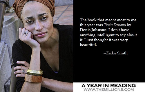 The Millions is proud to publish the inimitable Zadie Smith.