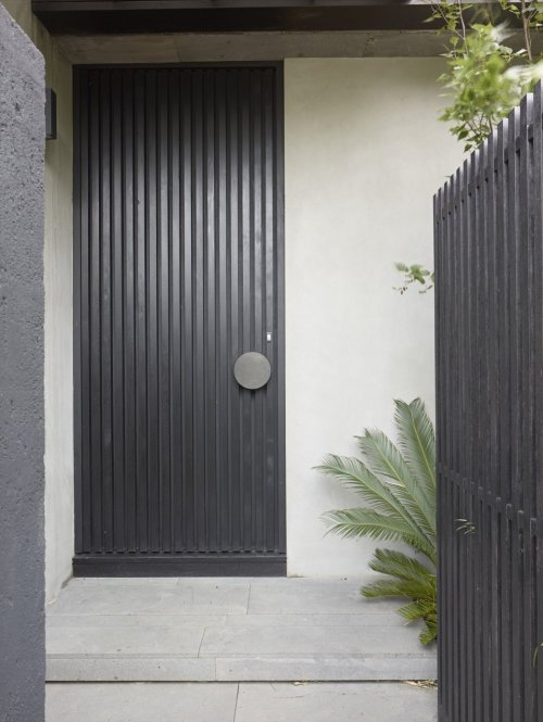 seacombe grove house | door ~ b e architecture