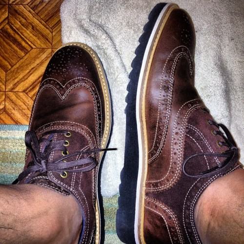 mugenstyle:  My new cole haan air morris