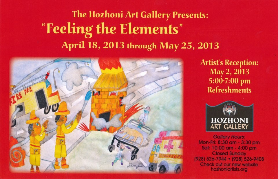 Miss these guys. If you're in Flagstaff, check out the Hozhoni Gallery. Get inspired.