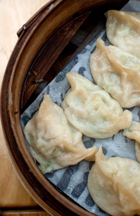 yummyinmytumbly:  Dumplings at To Tu