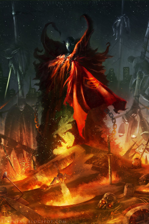 Spawn: The Apocalypse by Alben Jhon C. Tan (2013)