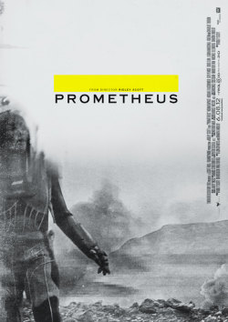 "josephnicklo:  A film print from Ridley Scott's ""Prometheus"". The visuals from this movie were stunning. I have never seen the original Aliens movies but after watching this prequel I feel like I should go back and watch them."