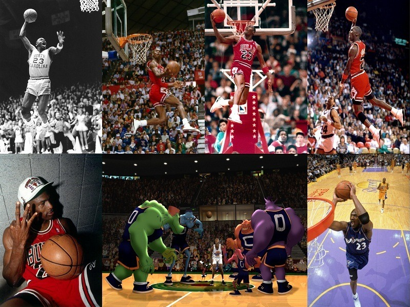 cbssports:  Happy 50th Birthday to the GREATEST of all-time, Michael Jordan!