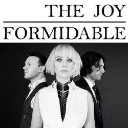 #TONIGHT / 8PM  The @JoyFormidable with IOEcho and Fort Lean. Get your tickets at the door!