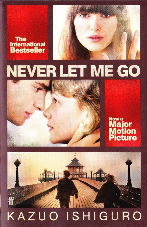 Never Let Me Go - Kazuo Ishiguro rating: 9.9/10 blurb: Driving around the country now, I still see things that will remind me of Hailsham… As children, Ruth, Kathy and Tommy spend their childhood at a seemingly idyllic English boarding school. As they grow into young adults, they find that they have to come to terms with the strength of the love they feel for each other, while preparing themselves for the haunting reality that awaits them. Never Let Me Go is an unforgettable story of love, friendship and the fragility of life. review: Wow, another book that had me sobbing. There's something odd about the way I keep choosing all these heartbreaking novels to read. Never Let Me Go is absolutely brilliant. At the start of the book, it just seems like your average book about somebody reminiscing on their childhood, unable to leave their past behind. That's partly true, as the narrator is struggling to move on from her past, but with good reason. Right from the start of the novel you realise something isn't quite right. It isn't until some way through the book that you uncover the horrifying truth about Hailsham and the children. What's odd is that as disturbing the situation is, it's quite easy to accept and the story moves on. You get to watch friendships building and breaking apart, people falling in and out of love, and children coming to terms with their terrible fate, all through the words of thirty one year old Kathy, a successful 'carer' and ex-Hailsham student. The book made me think, and it made me cry. Any book that has such a profound effect on me instantly becomes a favourite. Never Let Me Go is certainly one of those. Highly recommended. The only reason I've rated this 9.9/10 is that there's one small area of character/relationship development that I think could have been expanded on a little bit more. It's only a tiny complaint though and it might just be me who thinks it could be improved anyway. I can't wait for the movie to be released in Australia, if it ever will be!