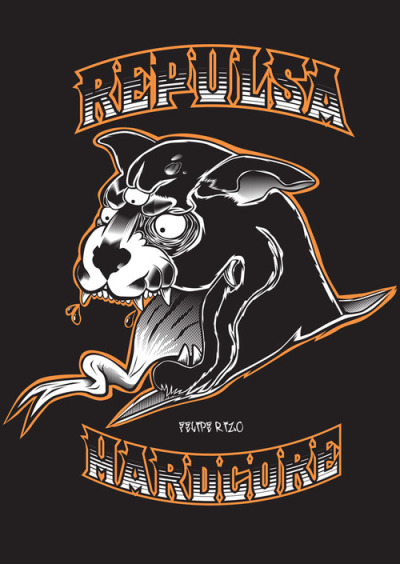 Repulsa Hardcore Merch (https://www.facebook.com/repulsahc?fref=ts)