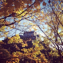 yourregularbelle:  Edinburgh Castle at it's best