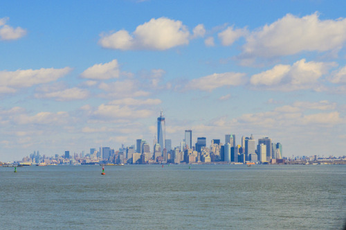falafeldance:  View from Staten Island,