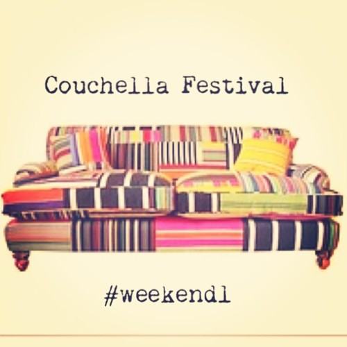 Documenting Day Two of Couchella -East Coast Edition. #Coachella #weekend1 #coachella2013 #couchella2013 #couchella13 #coachellafestival  (at Couchella)