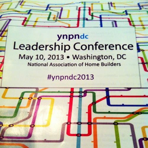 Edu-Futuro takes on Young Nonprofit Profesionals #YNPNdc