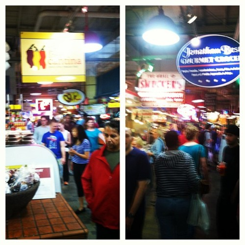 really difficult decisions #readingterminal #readingterminalmarket (at Reading Terminal Market)
