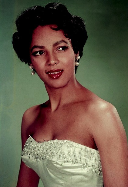 zacposen:  beautiful and talented, the great dorothy dandridge
