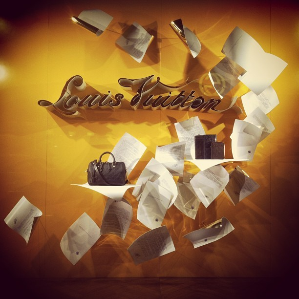Pleasure doing business. #lv #vegas #louisvuitton #visual