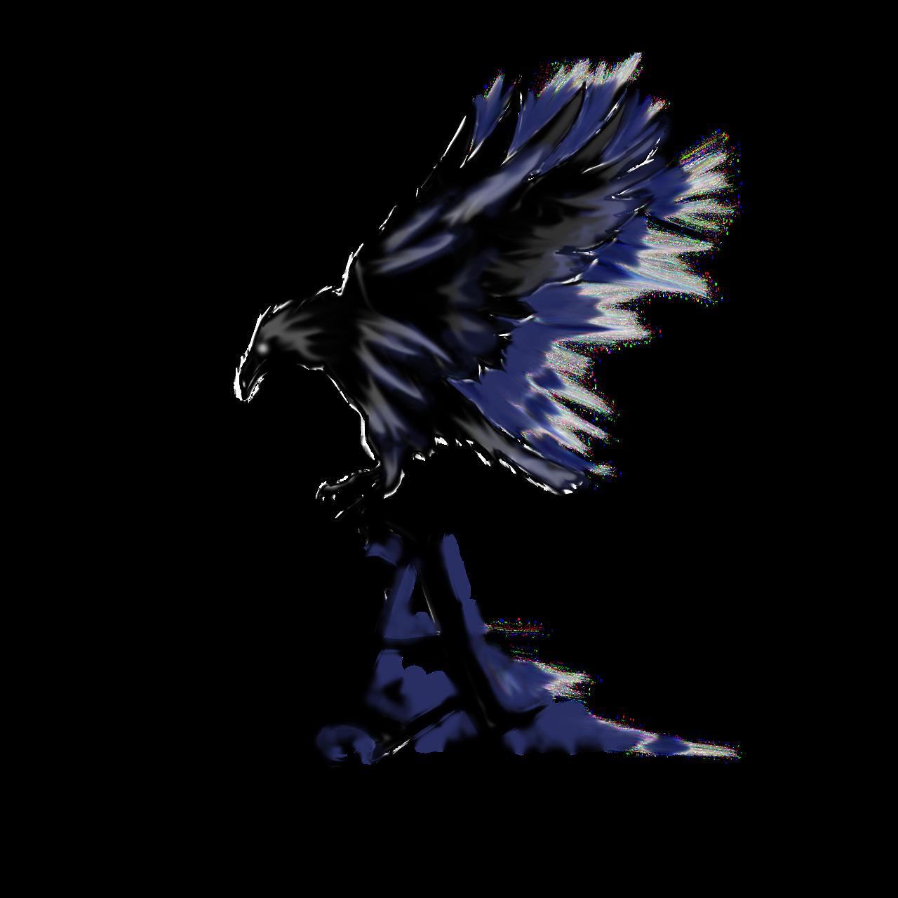 Raven Crest or Sigil made by Dworvin