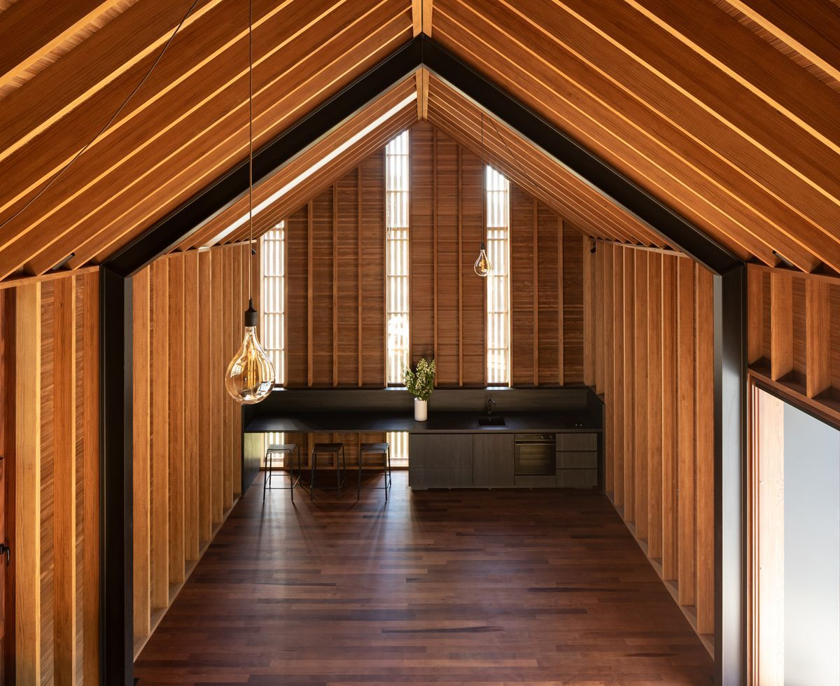 Abodo Wood's Cardrona Cabin – Issue 03 Feature – The Local Project