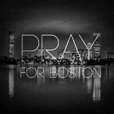 We need YOU more than ever #PrayForBoston
