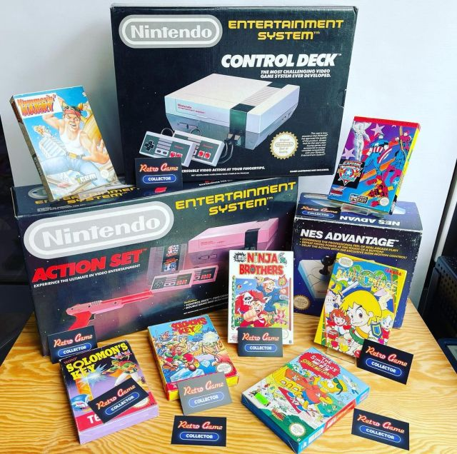 💃💃💃 Update 🕺🕺🕺  🔥🔥🔥🔥🔥🔥🔥🔥🔥  We've added some new games today , check them out 👉🏻  https://retrogamecollector.be/recently-added/  💥💥💥💥💥💥   www.retrogamecollector.be   https://www.instagram.com/retrogamecollector.be/  https://www.facebook.com/retrogamecollector.be/   #raregames #retrogaming #shoppingonline #belgium🇧🇪 #webshop #retrogamecollector #follow #instalike  #nintendo #sega #playstation #nes #ps1 #mastersystem #megadrive #saturn #snes #n64 #xbox #80s #90s #retro #00s #oldschool #love #retrolove  https://www.instagram.com/p/CRvh6ppn0Qw/?utm_medium=tumblr #raregames#retrogaming#shoppingonline#belgium🇧🇪#webshop#retrogamecollector#follow#instalike#nintendo#sega#playstation#nes#ps1#mastersystem#megadrive#saturn#snes#n64#xbox#80s#90s#retro#00s#oldschool#love#retrolove